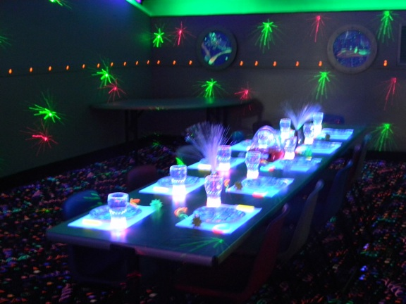 glow parties for kids in Rhode Island