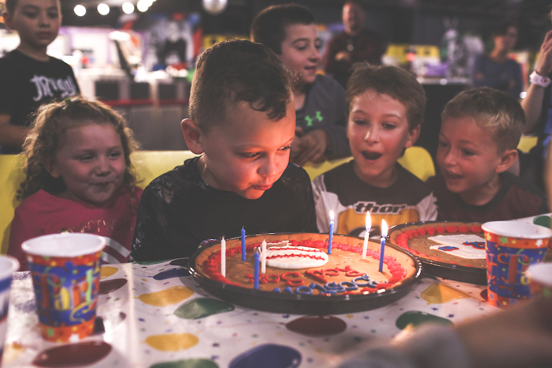 kids birthday parties in Rhode Island